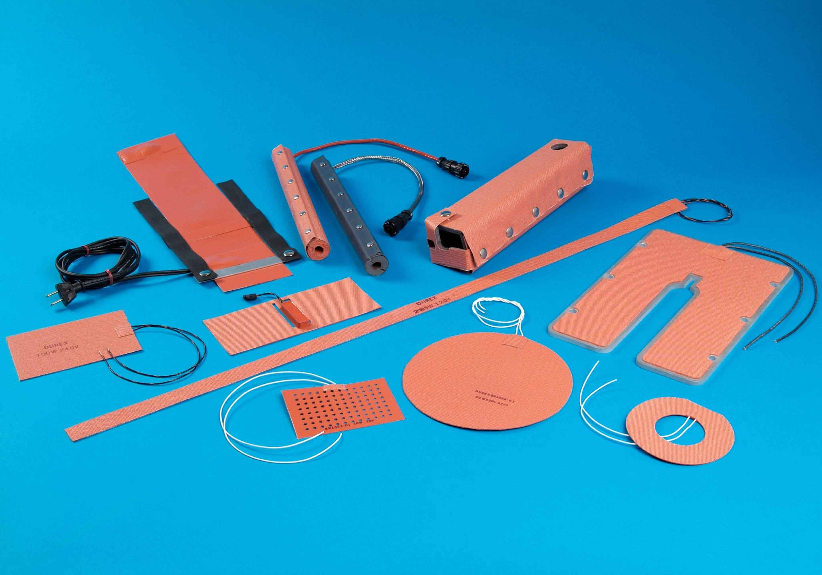 Silicone Rubber Heaters | Best Silicon Heaters-NPH