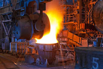 Heaters and Temperature sensors for the Steel Making Industry