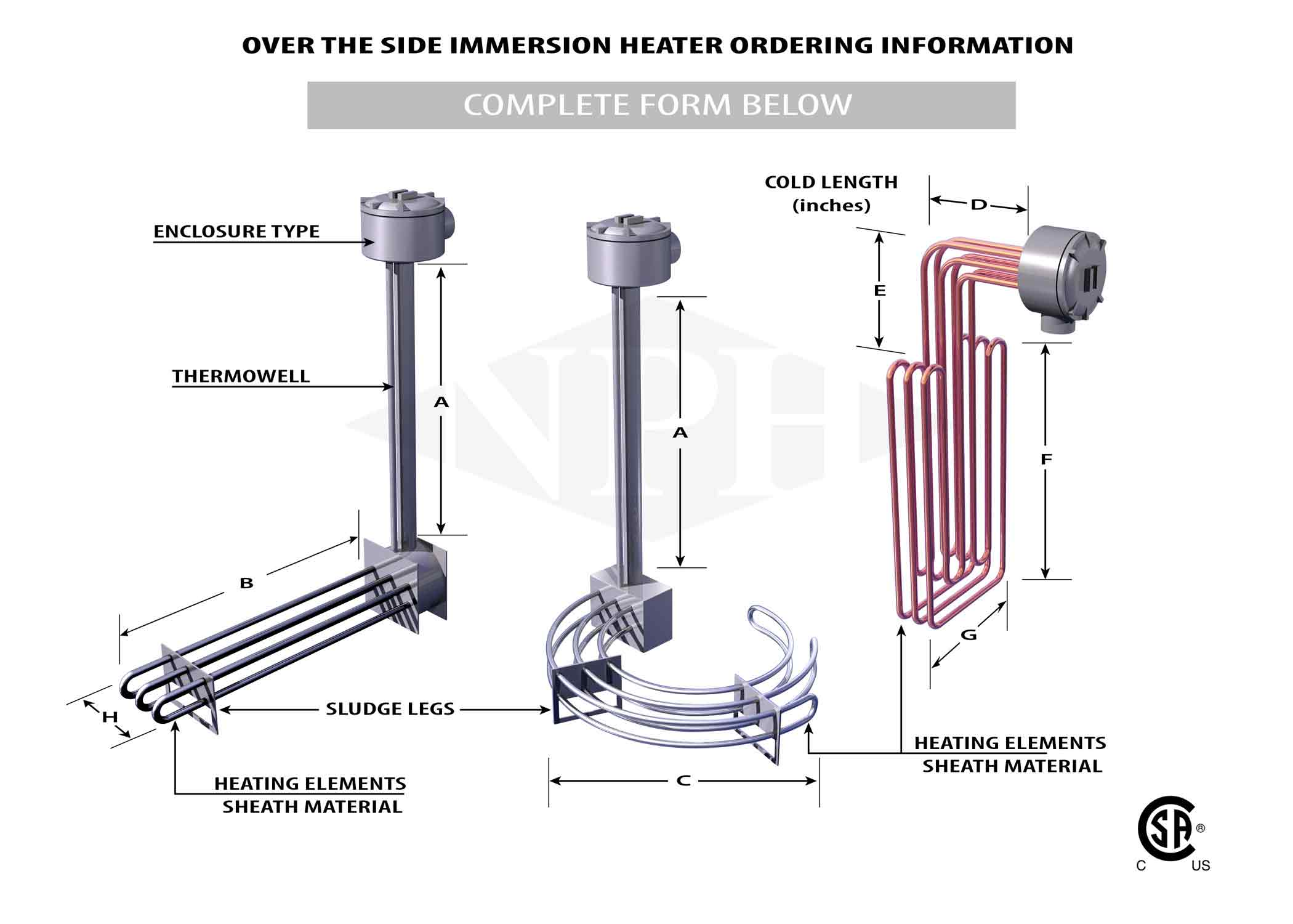 Review: Over The Side Immersion Heaters Order Form